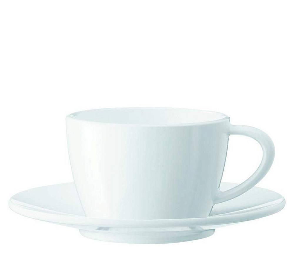 JURA - Zestaw 2 filiżanek + spodki Cappuccino 160 ml